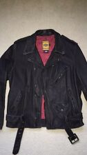 ✮ $1100 Schott Perfecto 618V1 Leather Jacket (Large, RiRi zippers, 10/10, Tag) ✮