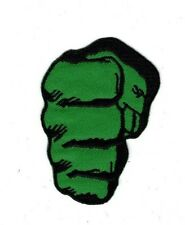 HULK MARVEL HERO Embroidered Patch Iron Sew Logo Hardcore Emblem Custom NEW HAND