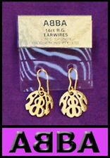 ABBA EARRINGS FROM AUSTRALIA - NEW - ORIGINAL SELLER - GENUINE - BEST PRICE