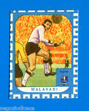 CALCIATORI NANNINA 1961-62 -Figurina-Sticker - MALAVASI - PALERMO -New