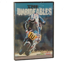 THE UNRIDEABLES DVD - Classic 1980's MotoGP Motorcycle Grand Prix - by Duke New