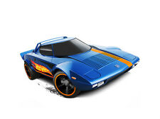 Hot Wheels Cars - Lancia Stratos Blue