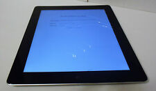 Apple iPad 3rd Generation 64GB, Wi-Fi + Cellular (Verizon), 9.7in - Black BROKEN