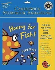 Candlewick Storybook Animation: Hooray for Fish! by Lucy Cousins (2008, Mixed...