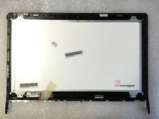 "5H40G91213 Lenovo Edge 15.6"" FHD 1080P LCD LED Touch Screen Assembly+ Frame New"