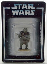 Figurine collection Atlas STAR WARS Gamorréen Gamorr Garde Jabba Hunt Figure