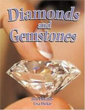 Diamonds and Gemstones (Rocks, Minerals, and Resources)-ExLibrary