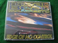 MEAT BEAT MANIFESTO.. Edge Of No Control   (4 Track Single)
