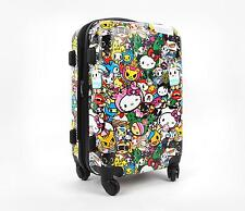 "Sanrio tokidoki x Hello Kitty 20"" Rolling Travel Suitcase: Reunion"
