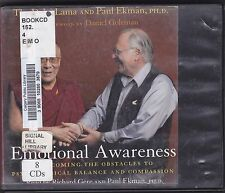 Emotional Awareness by Paul Ekman and Dalai Lama XIV (2008, CD, Unabridged)