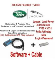 Land Rover Range Rover Vogue Evoque Diagnostics kit v138 + V131 Cable + USB 16GB