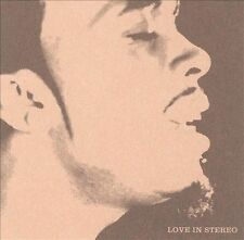 Rahsaan Patterson, Love in Stereo, Excellent