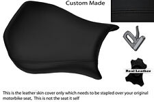 BLACK STITCH CUSTOM FITS DUCATI MONOPOSTO 748 916 996 998 LEATHER SEAT COVER