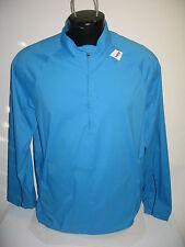#6262 Adidas Multi Use Athletic Ls Shell Jacket Men'S Large Good Used