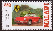 1967 FERRARI 330 GTC Car Automobile Mint Stamp (2013)