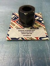APE SNS1100 STEEL STARTER NUT GS1000 GS1100 GS1150 25mm SMALL END CRANK DRAGBIKE