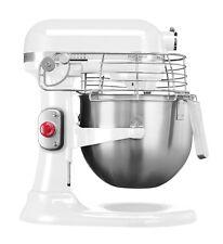 KitchenAid Professional 1.3 HP Weiss 5KSM7990XEWH mit 6,9 l Schüssel
