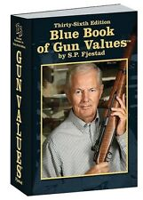 BLUE BOOK OF GUN VALUES 36TH NEWEST EDITION Rifles Pistols Shotguns PRICES