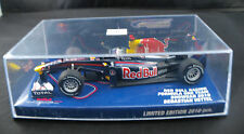 Minichamps ◊ Red Bull Racing Showcar 2010 ◊ S.Vettel ◊1/43 ◊ boxed / en boîte