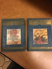 The Wonderland of Knowledge: A Pictorial Pageant Encyclopedia Volume 3 & 4