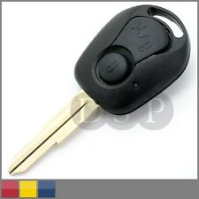 Remote Key Shell fit for SSANGYONG Actyon Kyron Rexton Case Cover Fob 2 Button