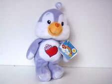 2002 CARE BEARS NEW VINTAGE 20TH ANNIVERSARY COUSIN COZY HEART PENGUIN  HTF