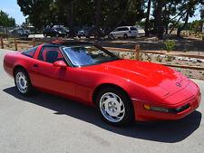 Chevrolet: Corvette ZR1 - Loaded