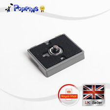 "New Quick Release Plate 1/4"" Screw For Manfrotto 200PL 14 UK Stock"