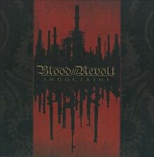 BLOOD REVOLT-INDOCTRINE  CD NEW