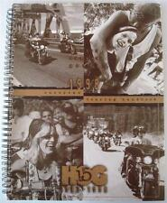 1998 H.O.G HARLEY DAVIDSON OWNERS GROUP 15TH ANNIVERSARY HOG TOURING HANDBOOK
