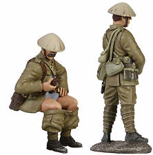 BRITAINS SOLDIERS WW1 BRIT-WHEN NATURE CALLS No1 /2 piece LIMITED EDITION-23045