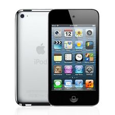 Apple iPod Touch 4th Generation Black (8GB) iOS Camera/Video Camera Music Player