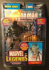 MARVEL LEGENDS DESTROYER IRON MAN MODOK SERIES LOOK!!!