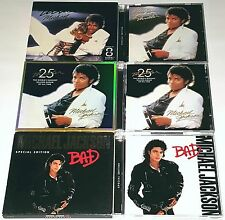 MICHAEL JACKSON 3 CD THRILLER SPECIAL EDITION 25th BAD POP KING R&B FUNK 5 soul