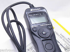 woking TC-80/N3 Remote Shutter Release Timer for Nikon D90/D5000