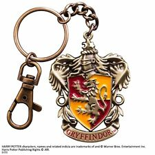 Harry Potter Gryffindor Crest Keychain in Gift Box Noble Keyring