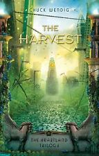 The Heartland Trilogy: The Harvest 3 by Chuck Wendig (2015, Hardcover)