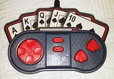 TV Casino System Plug and Play 5 Games Texas Hold 'em-Craps-Blackjack-Roulette+1