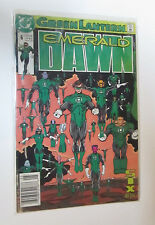 The Green Lantern  Emerald Dawn #6 (May 1990, DC) Comic Book