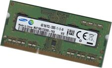 Samsung 1x 4 GB 204 pin DDR3L-1600 SO-DIMM (1600Mhz, PC3L-12800S, CL11, 1.35V