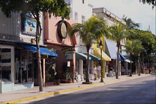 562050duval STREET KEY WEST A4 FOTO STAMPA