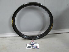 "Excel New black universal front motocross wheel rim 14"" x 1.40 28 hole WH1005"