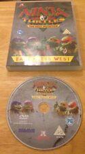 Teenage Mutant Ninja Turtles The Next Mutation - East Meets West DVD