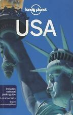 Lonely Planet USA (Travel Guide)-ExLibrary