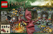 Lego Hobbit 79018 The Lonely Mountain Brand New Factory Sealed