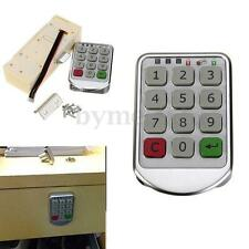 1xDigital Code Electronic Machinery Keyless Keypad Password Entry Door Lock Knob