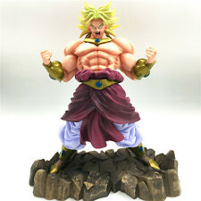 Dragon Ball Z Broly Super Saiyan Broli Japanese Anime Figure Figurine 25cm NB