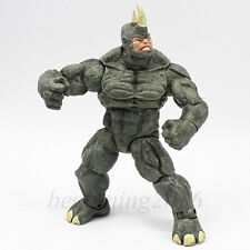 "Marvel Legends The Amazing Spider-Man Super Thugs The Rhino 9"" Action Figure Toy"