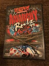 ECW Anarchy Rulz 1999 DVD
