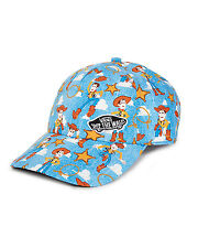 Vans X Toy Story Woody Mens Baseball Cap in Multi
